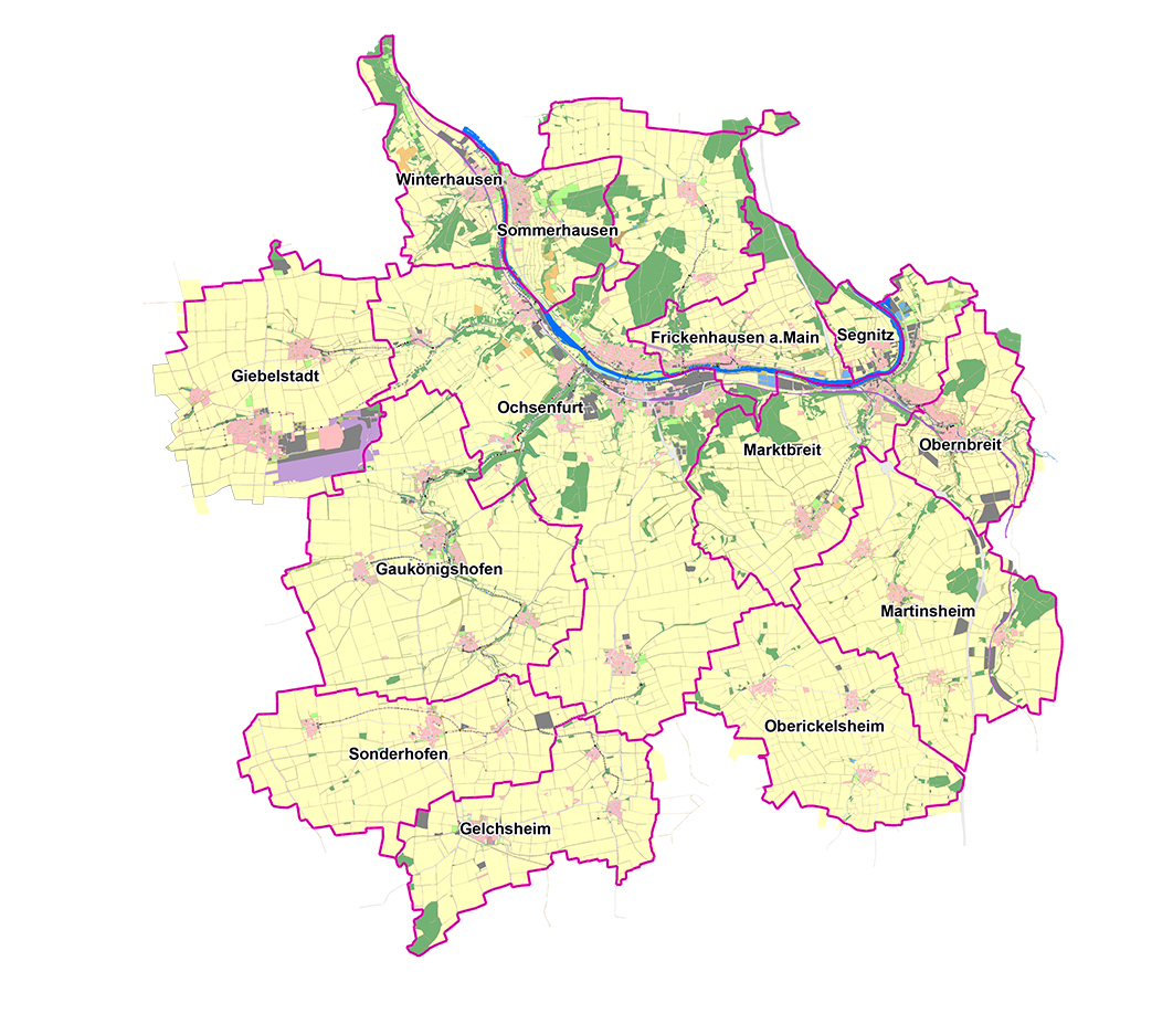 Verbandsgebiet 01-2019